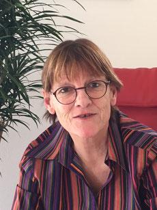Arlette Schärer, Psychotherapeutin