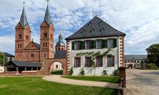 Einhard-Basilika und Kloster, Seligenstadt