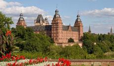 Schloss Johannisburg, Aschaffenburg