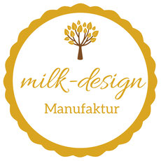 Logo der milk-design Manufaktur GbR