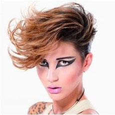 Haarverlängerung Quikkies Model Style