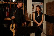 Duo Mareta - Mikhail Antropov & Ivana Jovanovic