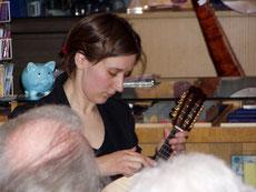 Anna Torge - Mandoline solo