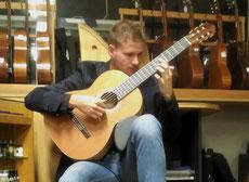 Florian Blöchinger - klassische Gitarre