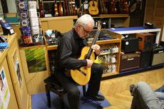 Jirko Jangl - klassische Gitarre