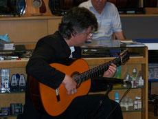 Oliver Berg - klassische Gitarre