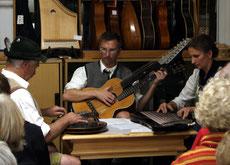 Boarische Almmusi- trad. Volksmusik