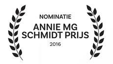 Nominatie Annie M G Schmidt prijs 2016 Maarten Ebbers