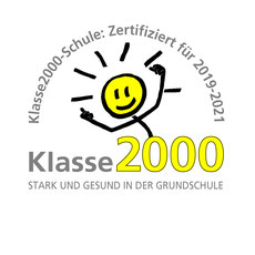 Wir sind zertifizierte Klasse2000-Schule!