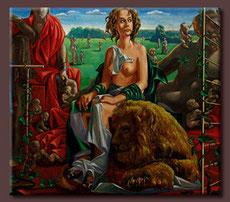"""Über das Gemälde """"Pygmalions Traum"""""""