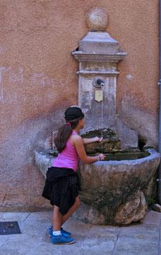 fontaine de la Bourgade