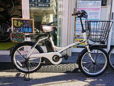ミニベロ電動自転車
