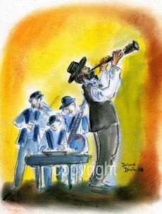 Klezmer Klarinette,musik