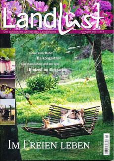 Zeitung Landlust 7/8 2012 - Titel