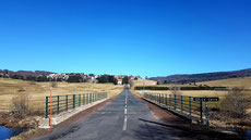 itinéraires d'accès au village de Sainte-Eulalie - Passez vos vacances en Ardèche !
