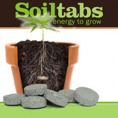 soiltabs pour cultiver de cannabis