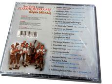 CD Chlefeler Stimmig Julius Nötzli chlefelet Geni Good Glarner Oberkrainer