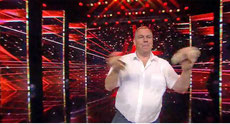 #Das Supertalent #Dä Nötzli mit dä Chlötzli #Julius Nötzli #Chlefele @RTL