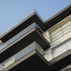 Progetto architettonico di una nuova costruzione a Verona affidato allo studio di progettazione di architettura e interni Casettastudio