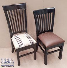 Sillas de madera, sillas para restaurantes
