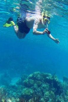 Snorkeling Varadero Cuba