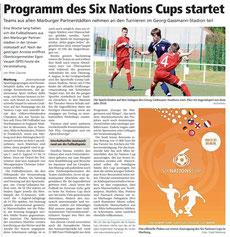 Oberhessische Presse, 01.08.2013
