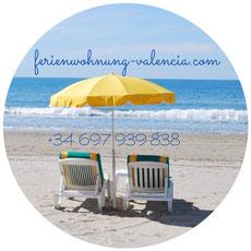 Ferienwohnung Valencia - ein Katzensprung entfernt nach Gandia Playa