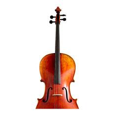 Violoncello Strad Form rot