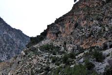 Senda Barranco del Búho