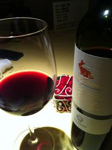 デルヴェッキオ赤ワイン