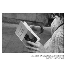 Madrid, Book, Black and White, Spain , Analogue, Summer, Europe, Interrail