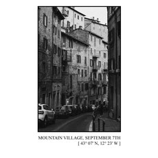 Perugia, Book, Black and White, Italy, Analogue, Summer, Europe, Interrail