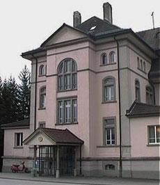 Schulhaus Rosig