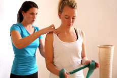 Sportphysiotherapie Saabrücken Terraband