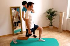 Physiotherapie Rückenschule Laura Simon Saabrücken