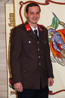 Funkbeauftragter OFM Manuel Petregger