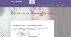 www.die-pille-danach.at für SANOVA