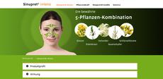 www.sinupret-intens.at für SANOVA