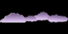 assurance multirisque comparateur nuage violet risque naturelles