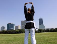 Shaolin Qi-Gong, Katrin Pfeffer, Energie in Bewegung
