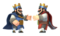 Clash Royale Team Royale Fortress