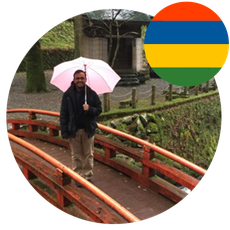 Study in Japan for Africa- Mr Yogesh Koomar- Mauritius