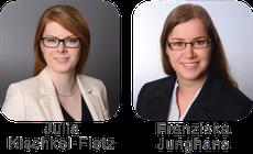 Ansprechpartner Ka&Jott K und J, Julia Kischkel, Franziska Junghanst