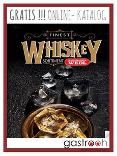 Whiskey Katalog
