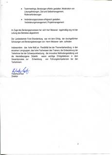 Landesforstbetrieb Brandenburg Direktor Hubertus Kraut (Seite 2)