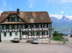 restaurant waage in lauerz