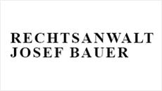 Rechtsanwalt Josef Bauer