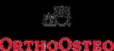 grünes Logo und rote Schrift