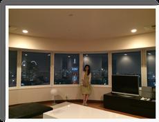 名古屋&大阪旅行^^ 大阪のマンションへ
