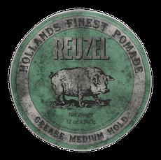 Reuzel Pomade green (35g, 113g, 340g)